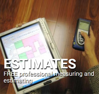 Estimates | FREE professional measuring and estimating