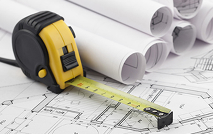 Free professional measuring and estimating