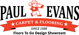 Paul Evans Carpet & Flooring | Since 1988 | Floors To Go Design Showroom