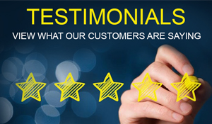 Read and view videos of what our customers say about us!